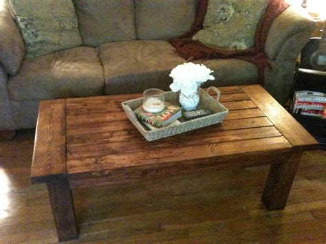 make a coffee table on build a coffee table make