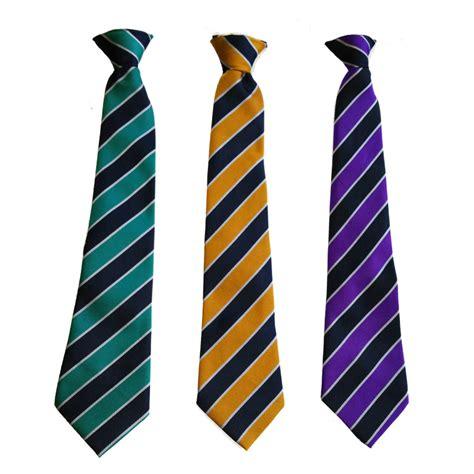 pershore high school clip on tie