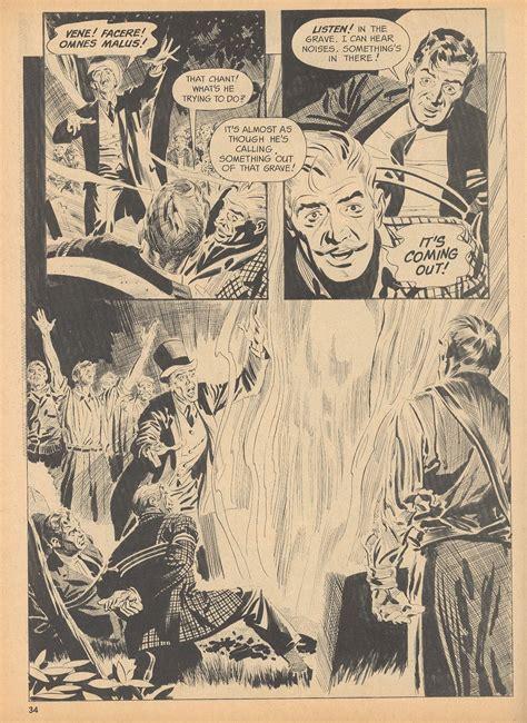 erbzine  al williamson comics art