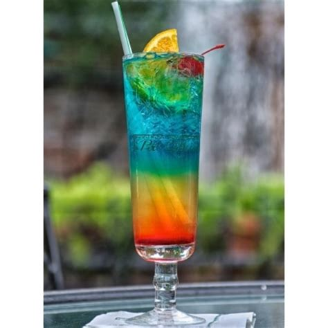 rainbow cocktail drink rainbow prep for pride month craftfoxes