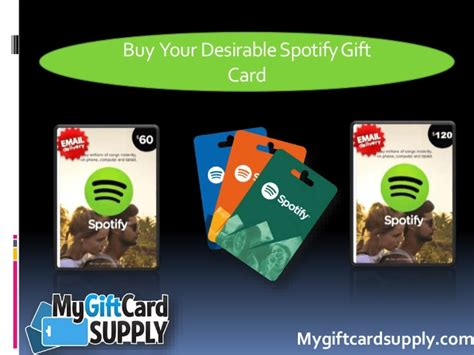 Spotify Gift Card Where To Buy - most desirable spotify gift cards mygiftcardsupply