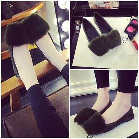 Sepatu Wanita Slip On Pita Green jual shs605 green sepatu slip on fashion grosirimpor