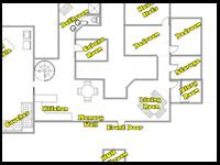 Big Brother Floor Plan by Big Brother House Floor Plansbig Brother 17 Spoilers