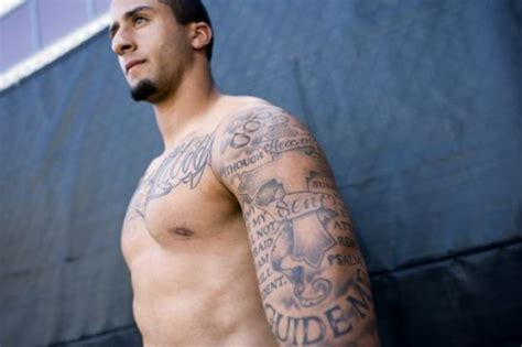 kaepernick tattoo cr tattoos design kaepernick tattoos