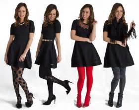 how to wear tights a z runway trends