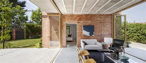 Garden Room Archdaily House 1101 H Arquitectes Archdaily