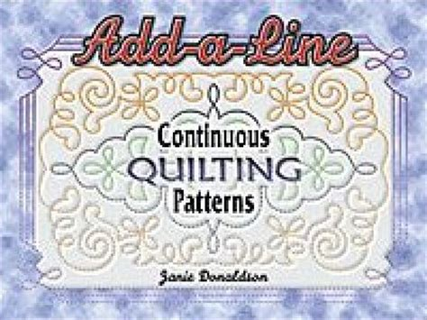 What Does The Quilt Represent In Everyday Use by Animal Continuous Line Pattern Quilted 171 Free Knitting
