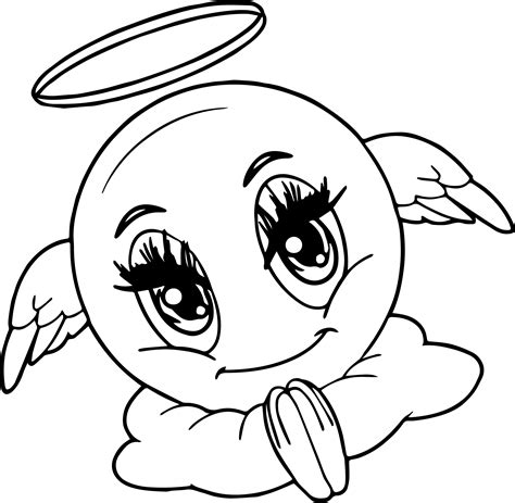 Coloring Page Of by Emoji Coloring Pages Best Coloring Pages For