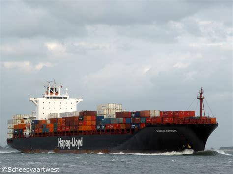 express dublin scheepvaartwest dublin express imo 9232577