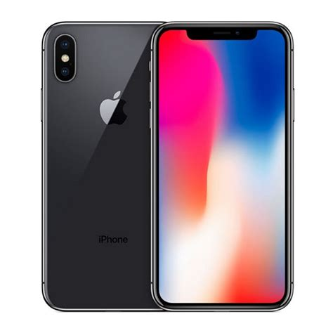 Apple X5 apple iphone x 5 8 srhd 256gb gris espacial pcmovil