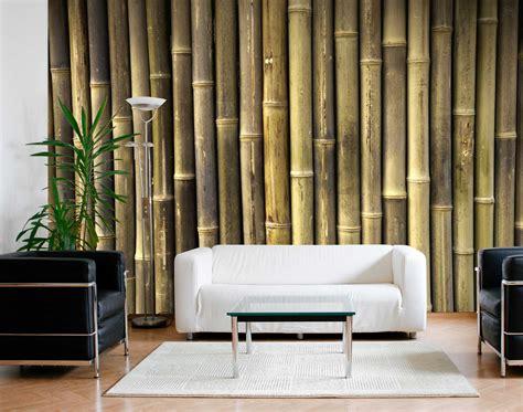 tapisserie bambou fr muraledereve murale papier peint d 233 coration