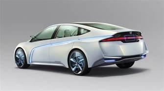 Electric Vehicles Honda 2011 Tokyo Motor Show Honda Reveals Electric Car Concepts