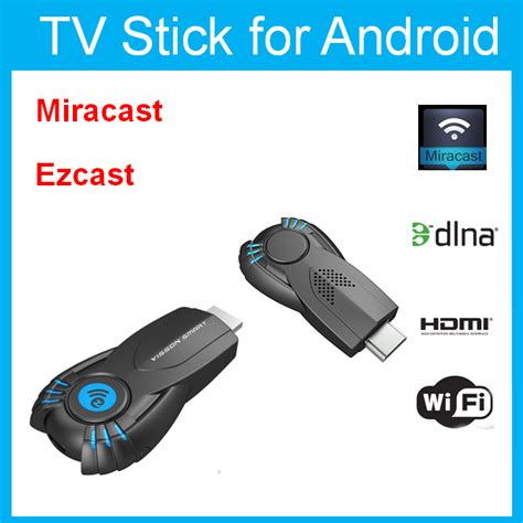 best smart tv dongle vensmile v5ii best smart tv stick ezcast miracast dongle