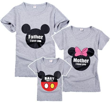 Matching Print Shirt 100 cotton grey print family matching t shirt