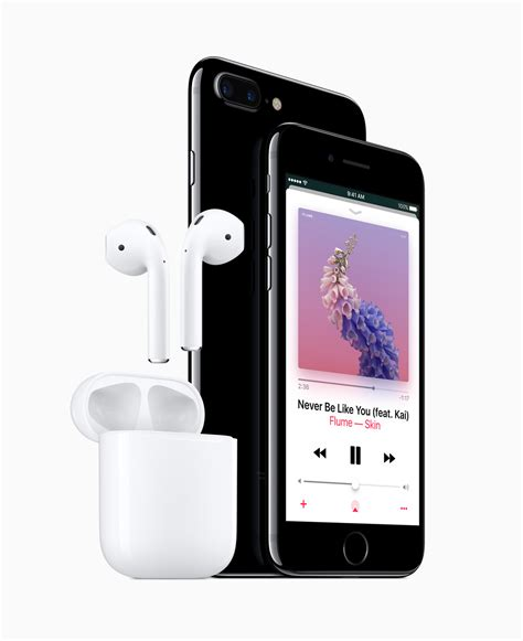 Apple Airpod Airpods Iphone 7 7 Plus Wireless Earphone Oem Ready iphone 7 is apple killing the headphone forever