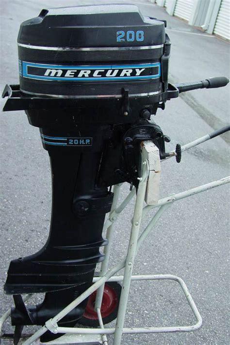 old boat motors values older mercury boat motors 171 all boats