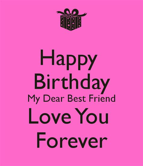 happy birthday my best friend happy birthday dear friend quotes quotesgram