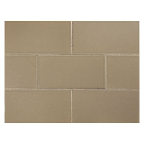 subway tile colors vermeere ceramic tile tundra gloss 3 quot x 6 quot subway tile