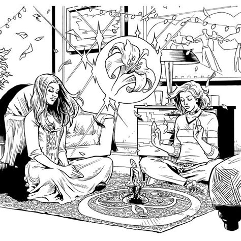 Buffy The Vire Slayer Coloring Pages Buffy The Vire Slayer Adult Coloring Book Thinkgeek by Buffy The Vire Slayer Coloring Pages