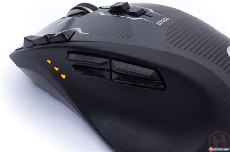 Original Logitech G700s Wireless Gaming Mouse logitech g700s rechargeable gaming mouse photos