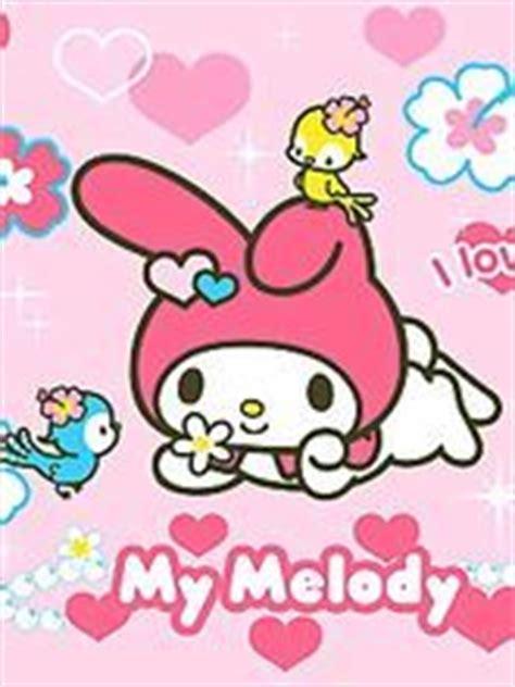 imagenes de hello kitty y my melody 美乐蒂 360百科