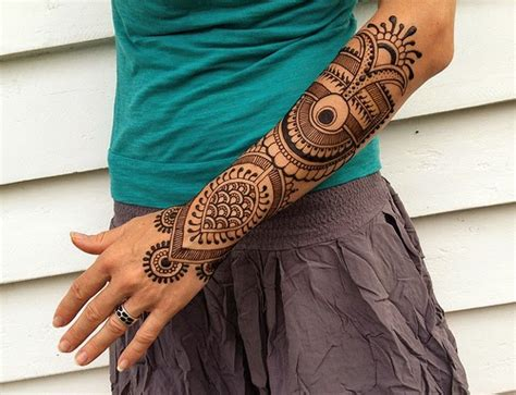 henna tattoo sleeve tumblr henna mehndi designs for and