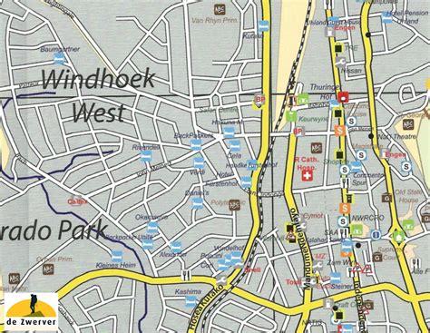 tracks4africa namibia map wegenkaart landkaart namibia namibi 235 tracks4africa