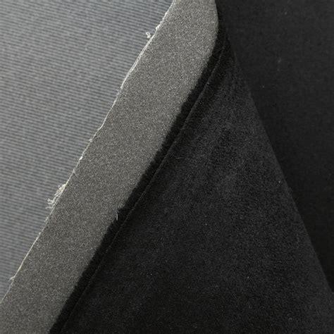 3mm Scrim Foam Backed Faux Suede Car Trim Headlining