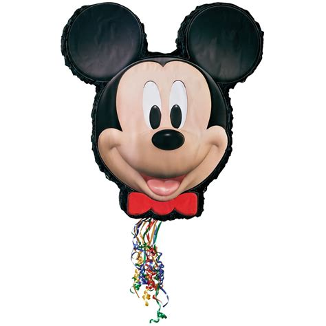 Eskimo Mickey Mouse mickey mouse pinata this started