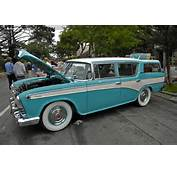 1957 Nash Rambler News Pictures Specifications And Information