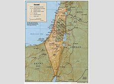 Negev Desert Map Related Keywords Suggestions Long Tail Keywords - Negev desert map