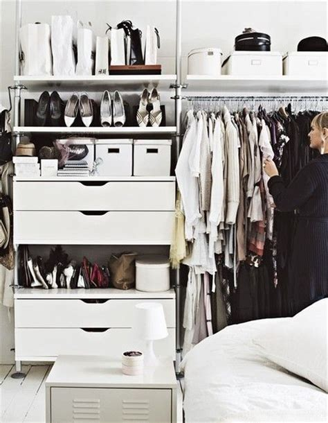 ikea open closet closet solutions by ikea interior design pinterest