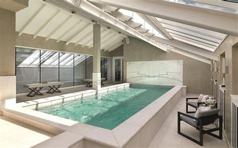 kensington flat boasts indoor swimming pool