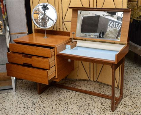 modernist make up desk at 1stdibs