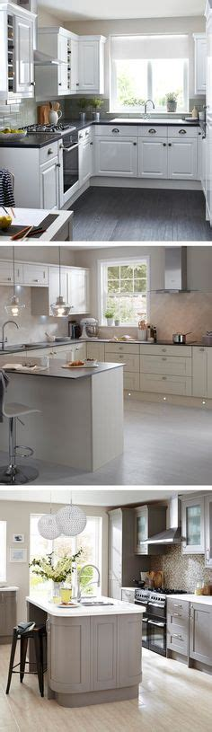 off white cabinetry paired with a glossy neutral tile modern kitchens contemporary modern kitchen designs