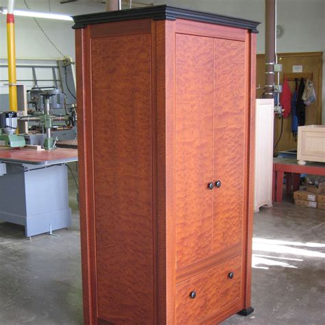 clothing armoire wardrobe handmade personal armoire clothing wardrobe by rosette