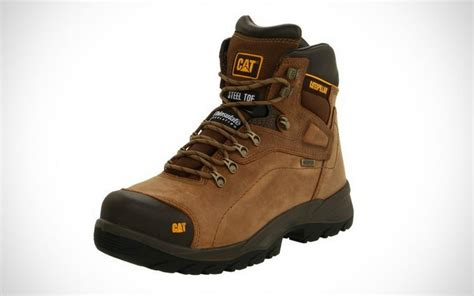 caterpillar s diagnostic steel toe waterproof boot most comfortable work boots 2017 reviews buying guide