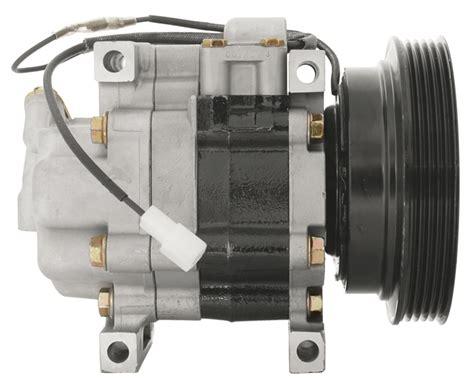 air conditioning compressor for mazda 323 astina bg 1 8l bp me b8 me 1989 1994 ebay