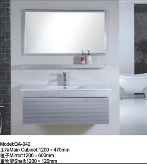 Lavabo Pour Salle De Bain 2033 by Salle De Bains Grise Qa 042 R 233 Gl 233 De Vanit 233 De Bath De Mur