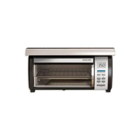 Spacemaker Toaster Oven Black Decker Spacemaker Digital Toaster Oven Discontinued