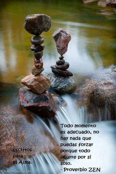 imagenes con frases zen frases proverbio zen meditaci 243 n zen pinterest frases