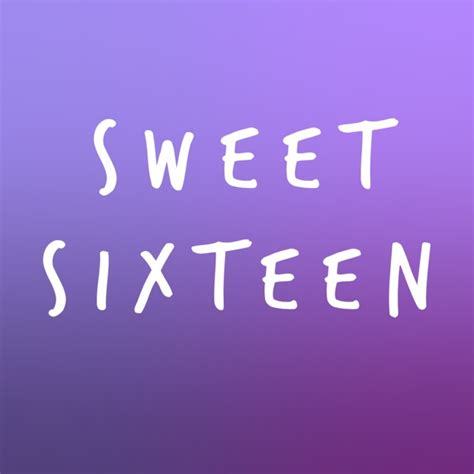 sweet 16 songs for 2015 8tracks radio sweet sixteen 11 songs free and music