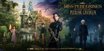 miss peregrines home for review miss peregrine s home for peculiar children