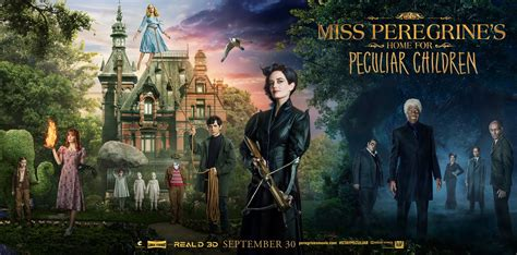 S Home miss peregrine s home for peculiar children hd wallpapers