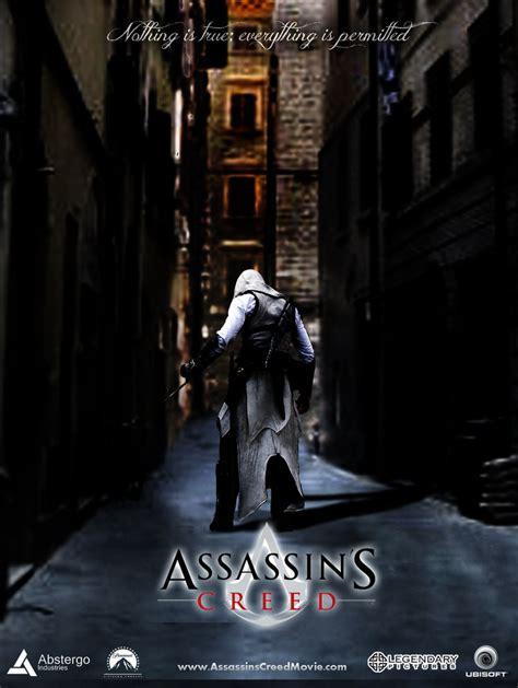 film creed adalah semakin serius menggarap film assassin creed
