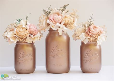 Rose Gold Quinceanera Wedding Decorations (71) ? Bridalore