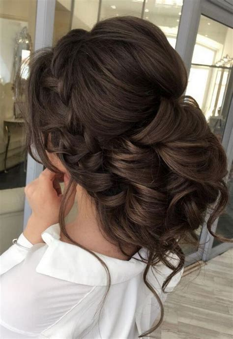 Wedding Hairstyles Low Updo by Top 15 Wedding Hairstyles For 2017 Trends Page 2 Of 3