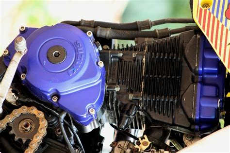 Lu Led Untuk Motor Satria Fu satria fu jadi supermoto brigade 15