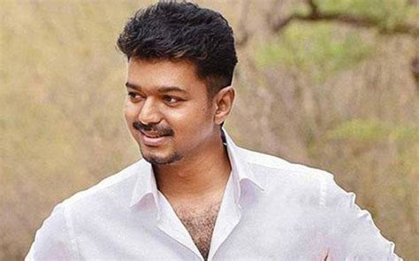 thalapathy vijay thalapathy vijay s 60 look fans cannot contain