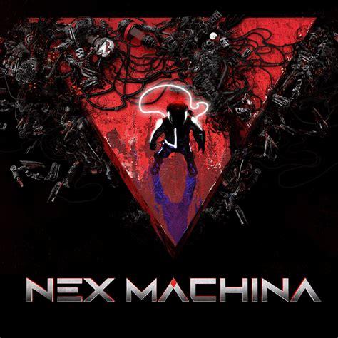 new machina new on playstation store this week nex machina get even